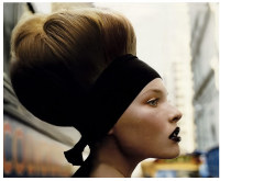 styleismymantra:  French Elle, 2005: hair by NICOLAS JURNJACK This might be from 7+ years ago but that up-do and those lips I want NOWWW. @NomiKline