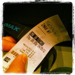 I'll never let go! #titanicmovie #3D #IMAX #childhood #reminiscing 😄😄😄😄❤❤❤❤❤❤ (Taken with Instagram at Famous Players Silver City)
