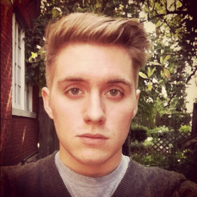 Fresh haircut and the spring sun.