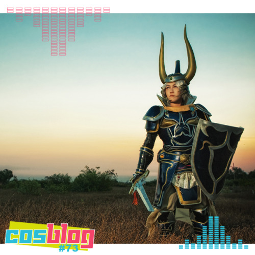 CosBlog # 73: Warrior of Light by Epi-Corner CosBlog…GO! [Link]