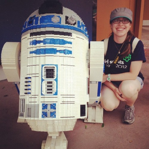 R2-D2! (Taken with instagram)