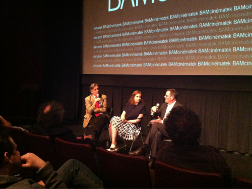 "Whit Stillman, Lena Dunham & Chris Eigeman @ BAM ""The Last Days of Disco"" Screening"