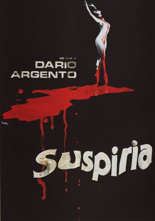 Suspiria (1977) Special Thanks to Sappholovergirlreturns for submitting this.