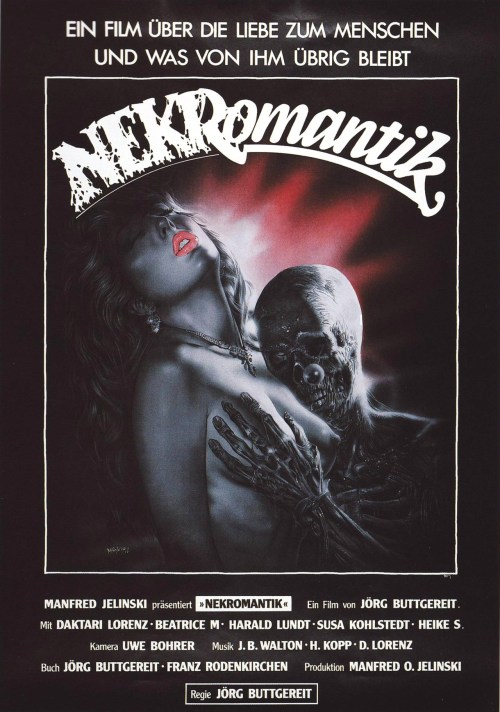 NEKRomantik (1987) Special Thanks to Sappholovergirlreturns for submitting this.