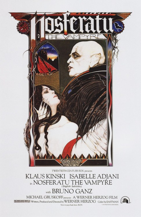 Nosferatu the Vampyre (1979) Special Thanks to Sappholovergirlreturns for submitting this.