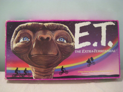 E.T. Board Game [Etsy]