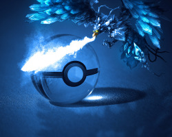 The Pokeball of Articuno