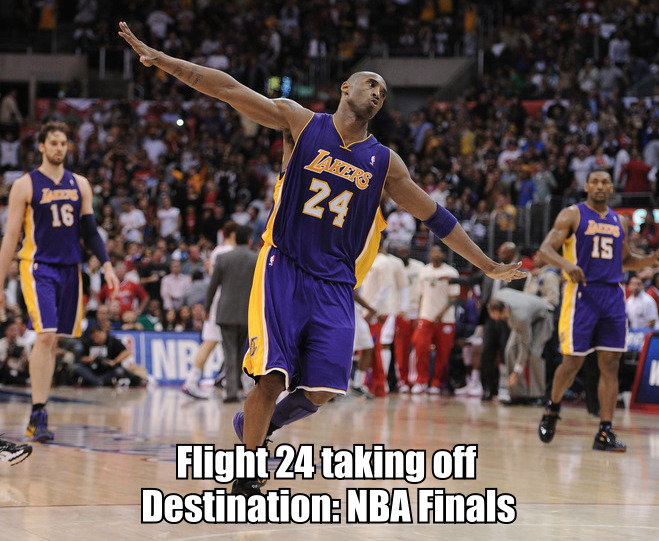 lakersbleedpurple:  Fasten your seat belts, it's going to be a bumpy ride.