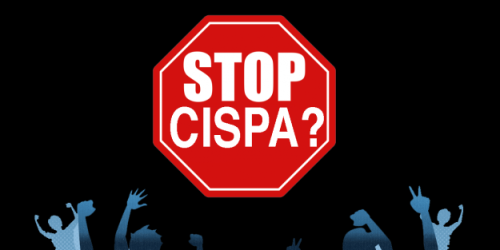 "hermannview:  occupyallstreets:  CISPA Replaces SOPA As Internet's Enemy No. 1 (Must Read) The Internet has a new enemy. The Cyber Intelligence Sharing and Protection Act of 2011 (CISPA), also known as H.R. 3523, is a ""cybersecurity"" bill in the House of Representatives. While CISPA does not focus primarily on intellectual property (though that's in there, too), critics say the problems with the bill run just as deep.  As with SOPA and PIPA, the first main concern about CISPA is its ""broad language,"" which critics fear allows the legislation to be interpreted in ways that could infringe on our civil liberties. The Center for Democracy and Technology sums up the problems with CISPA this way:      •    The bill has a very broad, almost unlimited definition of the information that can be shared with government agencies notwithstanding privacy and other laws;    •    The bill is likely to lead to expansion of the government's role in the monitoring of private communications as a result of this sharing;    •    It is likely to shift control of government cybersecurity efforts from civilian agencies to the military;    •    Once the information is shared with the government, it wouldn't have to be used for cybesecurity, but could instead be used for any purpose that is not specifically prohibited.  The Electronic Frontier Foundation (EFF) adds that CISPA's definition of ""cybersecurity"" is so broad that ""it leaves the door open to censor any speech that a company believes would 'degrade the network.'"" Moreover, the inclusion of ""intellectual property"" means that companies and the government would have ""new powers to monitor and censor communications for copyright infringement."" Furthermore, critics warn that CISPA gives private companies the ability to collect and share information about their customers or users with immunity — meaning we cannot sue them for doing so, and they cannot be charged with any crimes. According to the EFF, CISPA ""effectively creates a 'cybersecurity' exemption to all existing laws.""  ""There are almost no restrictions on what can be collected and how it can be used, provided a company can claim it was motivated by 'cybersecurity purposes.'"" the EFF continues. ""That means a company like Google, Facebook, Twitter, or AT&T could intercept your emails and text messages, send copies to one another and to the government, and modify those communications or prevent them from reaching their destination if it fits into their plan to stop cybersecurity threats.""  Read the full text of CISPA here, or the full official summary at the bottom of this page. Read More SIGN THE PETITION TO SAVE THE INTERNET FROM CISPA  If SOPA and PIPA were stopped, then CISPA must be stopped. I support efforts to stop this monstrosity of legislation."
