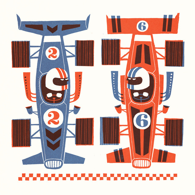 Racecars by Esther Aarts on Flickr.