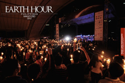 Earth Hour Philippines Official Coverage 2012