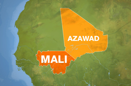 (via Tuaregs claim 'independence' from Mali - Africa - Al Jazeera English)