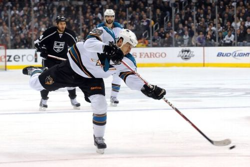 Sharks Ryan Clowe