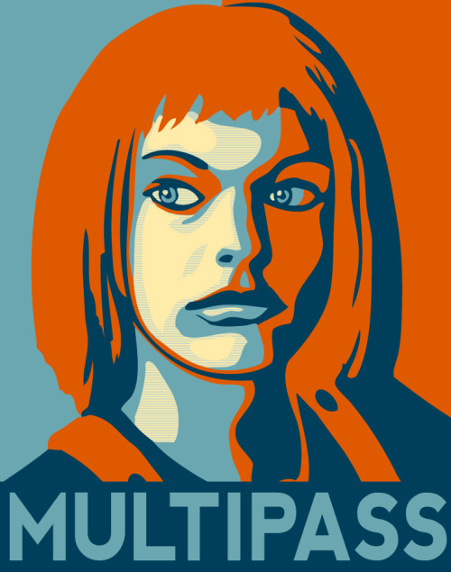 geekfeed:  Vote for Leeloo!  画