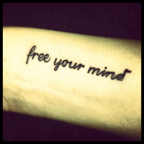 #freeyourmind (Taken with instagram)