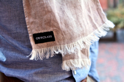 Outclass Attire Spring / Summer 2012 Outclass is an independent menswear brand, proudly designed and manufactured in Toronto. The Spring/Summer 2012 collection includes lightweight shirting, rugged leather accessories, refined trousers and colourful neckwear. Inspiration for the collection continues to be drawn from contemporary and historical Canadian culture, while incorporating a slight Mediterranean influence