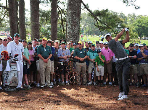 Nothing like Master's Sunday in Augusta…