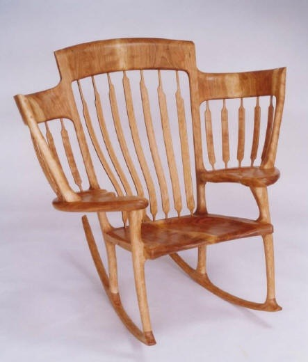 puot:  (via Story Time Rocking Chair by Hal Taylor — Chair Blog)