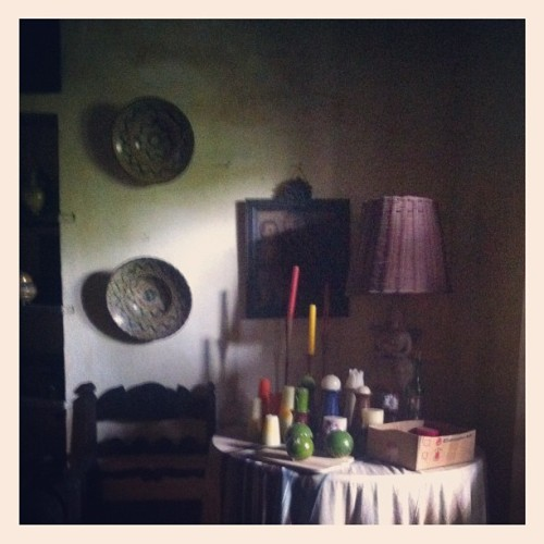 Cosas 2 (Taken with Instagram at Antigua, Guatemala)