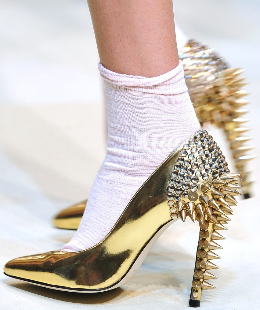 monsieur-j:  Louise Goldin S/S 2010 Shoes