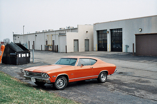 Child of the midwest Starring: Chevrolet Chevelle (by c.mm80backup (charlie))