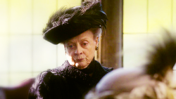 """Don't be defeatist dear, it's very middle class."" -The Dowager Countess"