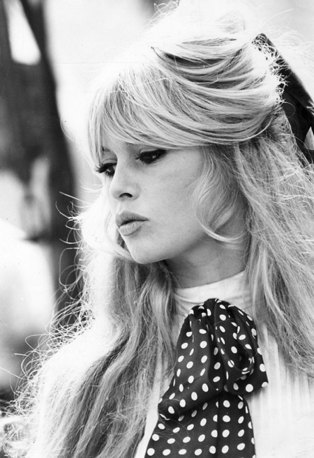 gqfashion:  Your Morning Shot: Brigitte Bardot