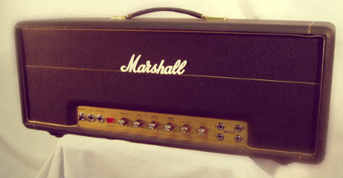 1973 Marshall 50 watt JMP head