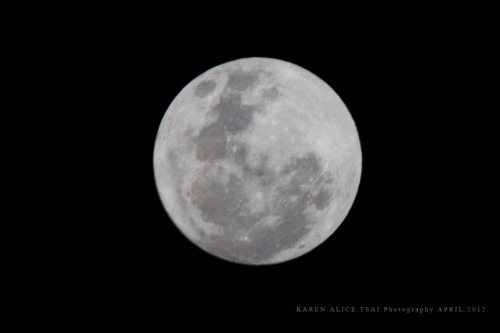 6 April 2012(Friday) Full Moon