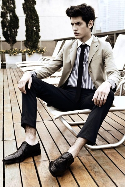 mensfashionworld:  Montana Spring/Summer 2012