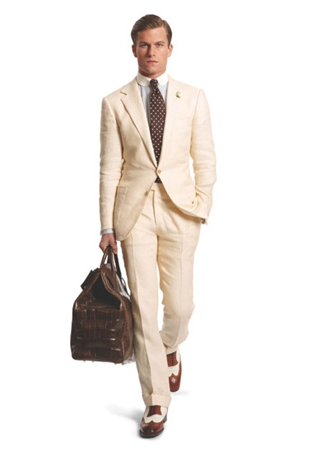 mensfashionworld:  Ralph Lauren Purple Label S/S 2012