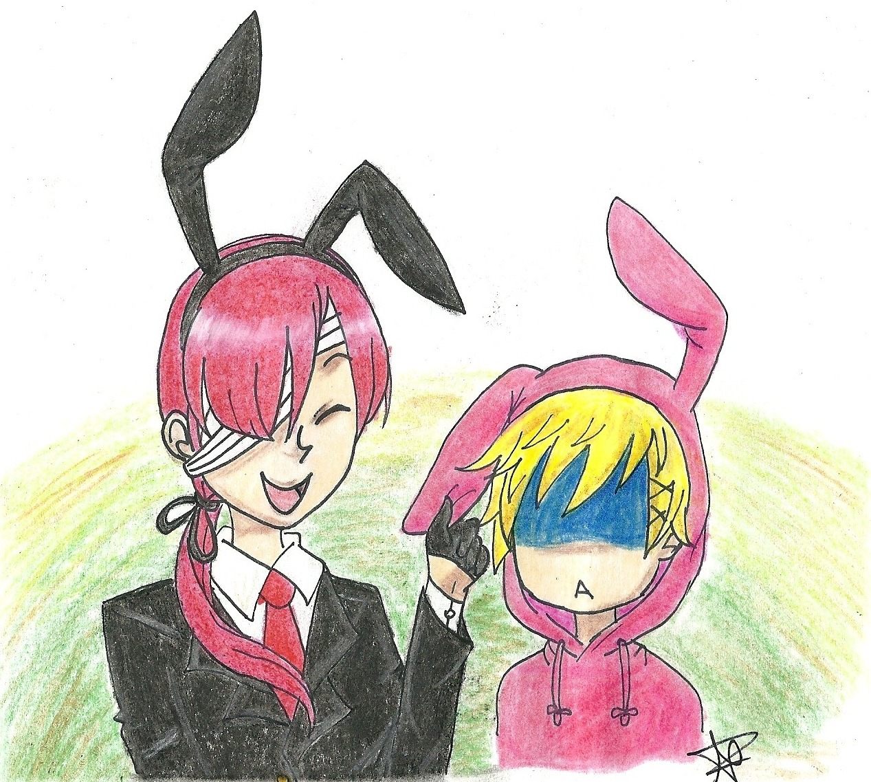 What? I made an actually good fanart? o.O Mhm, Happy Early Easter <3