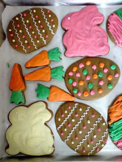 Easter cookies on Flickr.