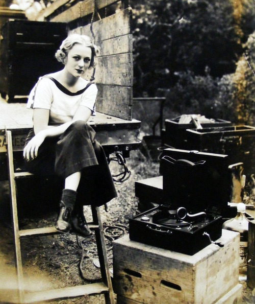 vinylespassion:  Sally Eilers