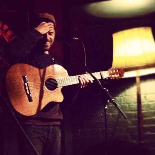 Look at Miss Ohio @nickmulveymusic #music #live #london  (Taken with instagram)