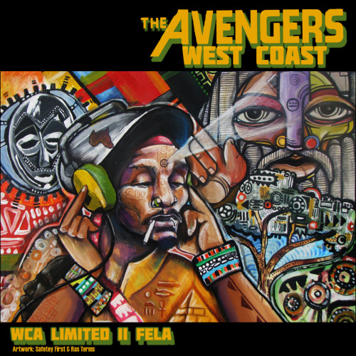 Del Tha Funkee Homosapien just dropped the second of his three West Coast Avengers mixtapes. Download via his BandCamp or Mediafire. Cop the first installment here.
