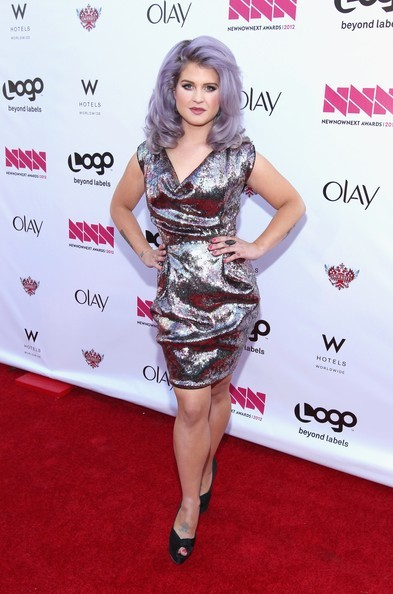 strut-your-stuff:  Kelly Osbourne - Logo NewNowNext Awards April 5th, 2012