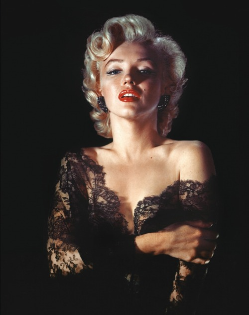 Marilyn Monroe - Publicity Photo For 'Clash by Night' By Ernest Bachrach - 1952