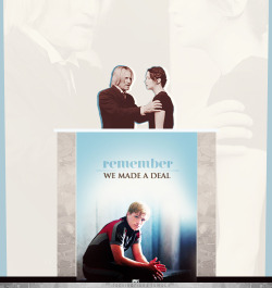 mockingfire:  You and me, we made a deal to try and save him. Remember?