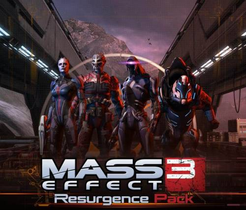 gamefreaksnz:  Free Mass Effect 3 'Resurgence' DLC announced  New downloadable content is coming to Mass Effect 3's multiplayer mode.  Plus a new krogan vanguard. i mean how sick is that shit :D