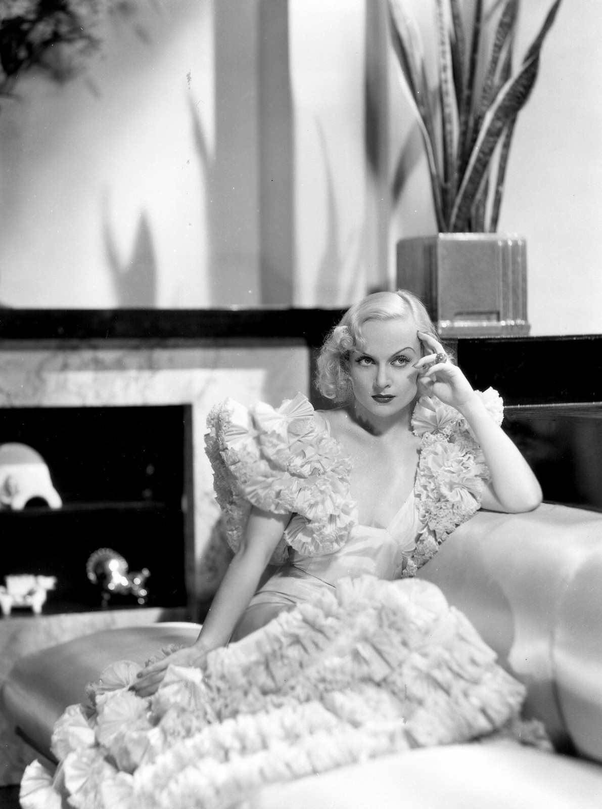 screengoddess:  Carole Lombard