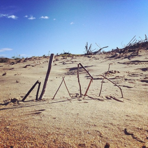 Nada (Taken with Instagram at Punta del diablo)