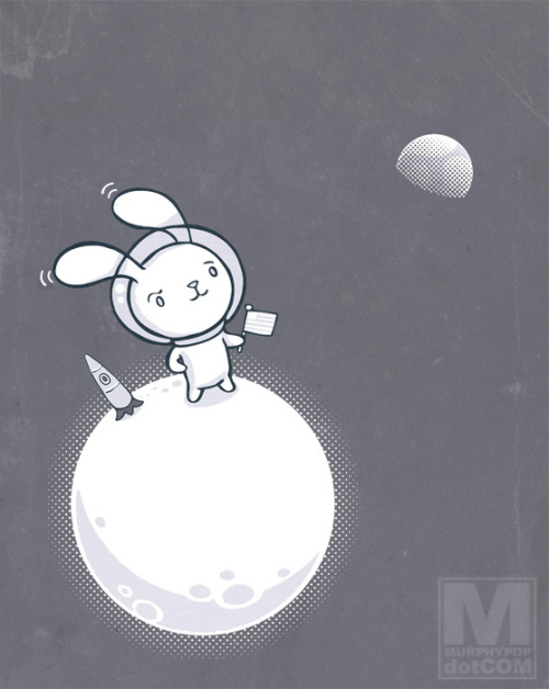 Moon Rabbit!