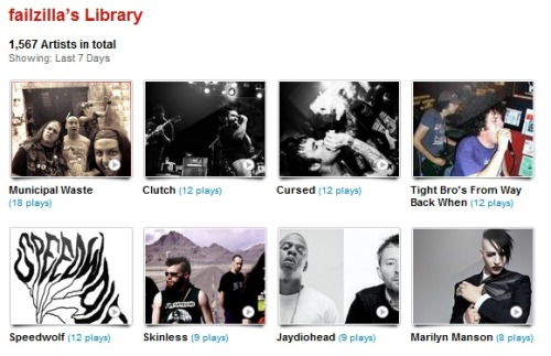 my last.fm for the week of 03.31.12 - 04.06.12