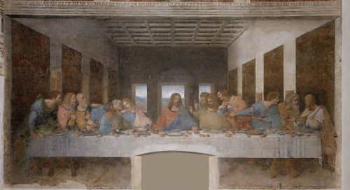 The Last Supper Leonardo da Vincil