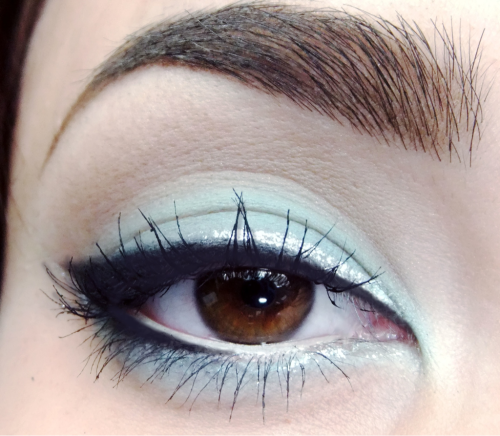 natascha-makeup:  Eye makeup i did on myself