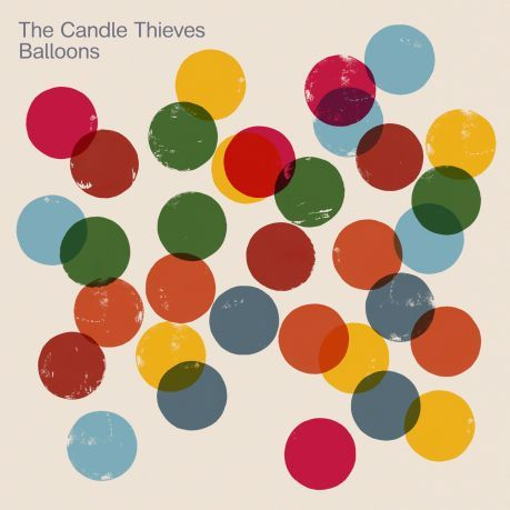 "Artwork for ""Balloons"" by The Candle Thieves, taken from their website"