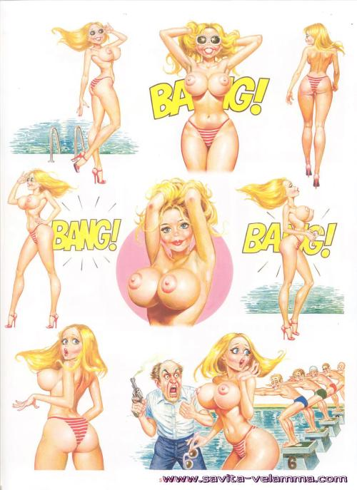 The Very Breast of Dolly Comics by Blas Gallego