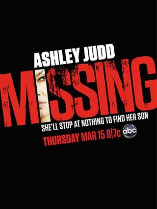 "I am watching Missing                   ""Oh Ashley Judd… Where have u been?! :D""                                            64 others are also watching                       Missing on GetGlue.com"