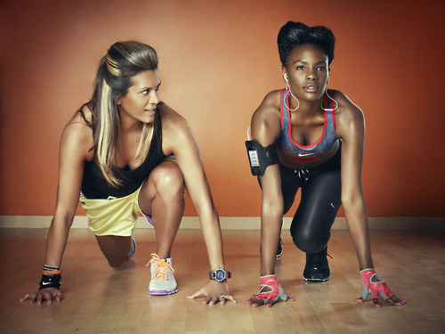 Love this. Get competitive. Find a workout buddy!